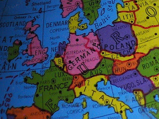 Post-War alt. history Europe
