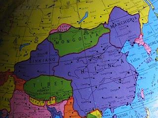 Post-War alt. history China
