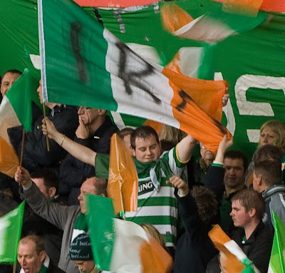 How diluded are celtic fans?