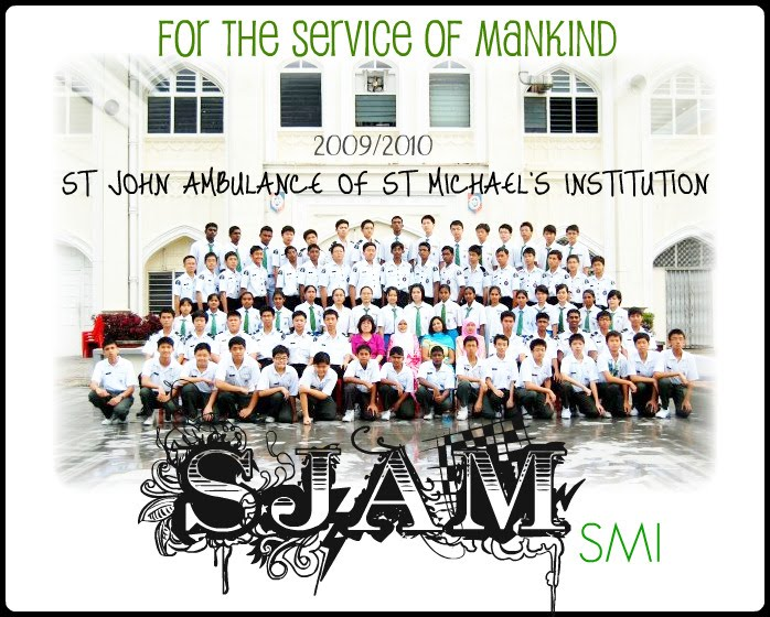 St John Ambulance of St. Michael's Institution, Ipoh