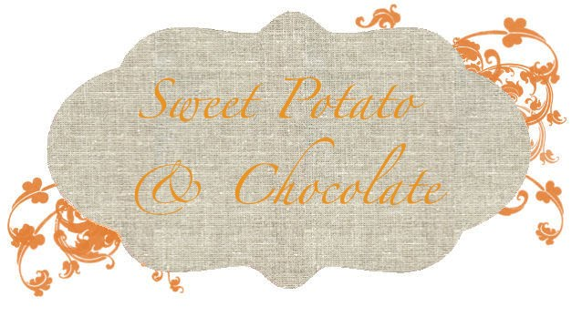 Sweetpotato and chocolate