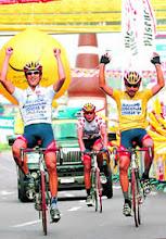 Avalos Gana La XXIV Vuelta ciclista a El Salvador