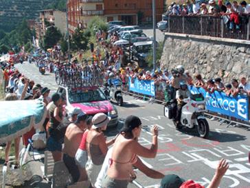 TOUR DE FRANCIA 2004, ALP D'HUEZ