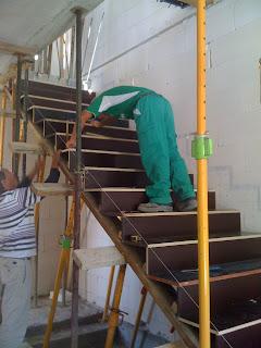 equipo aparejador - Arquitectos Técnicos - Zanca escalera 03