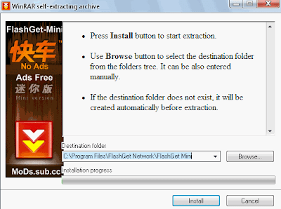 FlashGet-Mini v1.2.0.1039 Ads Free Setup Installer