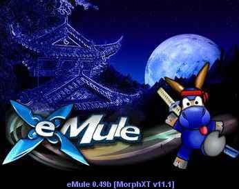 eMule 0.49b MorphXT 11.1