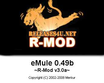 eMule 0.49b R-Mod v3.0