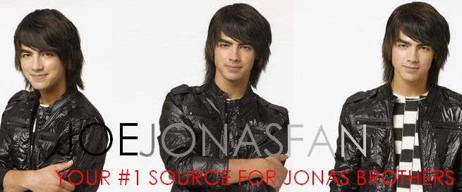[The first and biggest fan site for Joe Jonas]