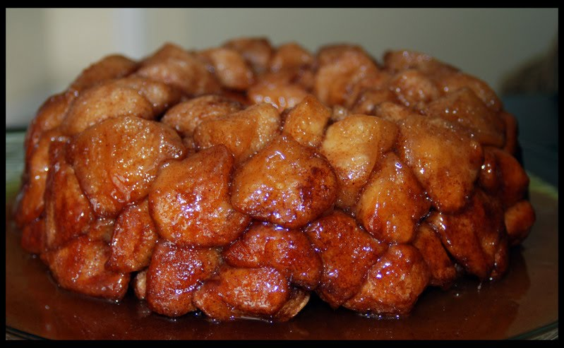 Continual Feast... Continued!: Our Daily Bread: Monkey Bread