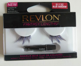 Revlon Fantasy Lengths Glue-On Lashes SHADOW