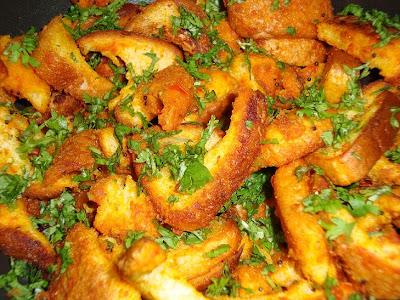 Bhuni Bread
