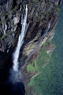 angel falls at its best
