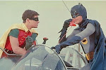 robin y batman