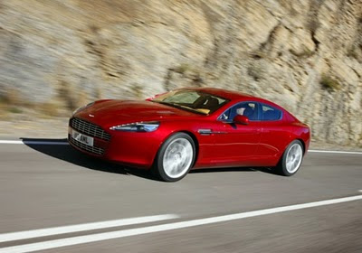 Aston Martin Rapide S The Worlds Most Beautiful