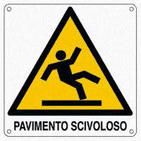 Quelli della rari e del cn to novembre 2009 - Cartello pavimento bagnato ...
