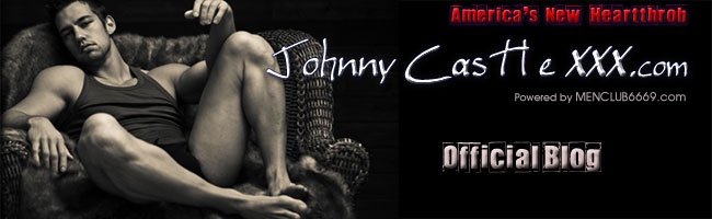 Johnny Castle XXX - Official Blog