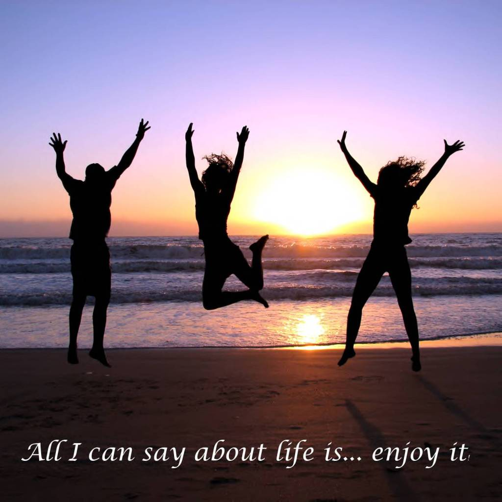 Quotes About Enjoying Life Enjoy Life