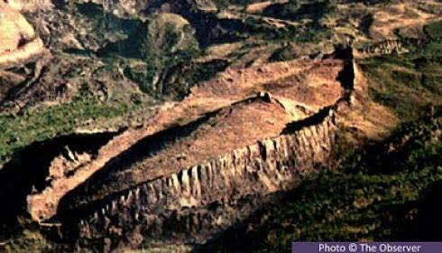 Perahu Nabi Nuh Ditemukan di Turki