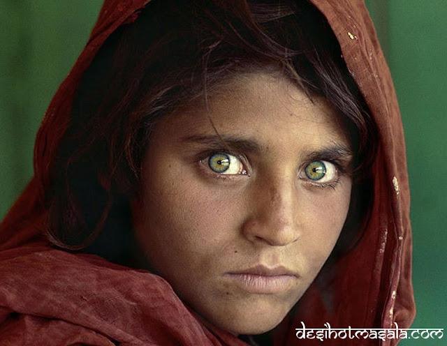 Foto 10 wanita dengan mata terindah di dunia