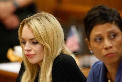 Lindsay Lohan Jail