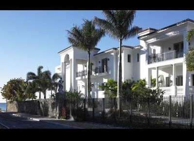 Lebron James South Beach Home photos