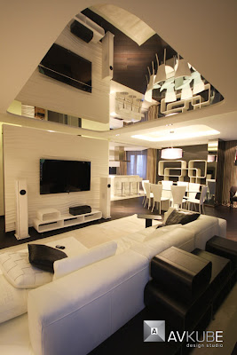 Is A Sample Of A Fun Apartment They Designed So Many Fun And Creative