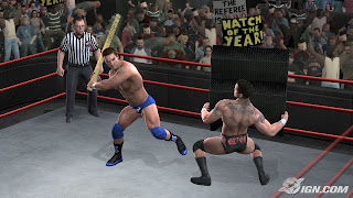 WWE SmackDown vs. Raw 2008 (PS2)