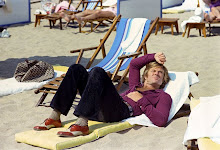 Robert Redford at the Beach