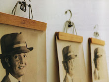 Vintage hangers w/Photos