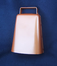 Copper Cowbell