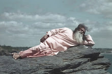 Reclining Swami