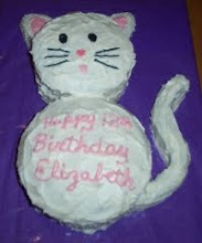 Elizabeth Cat Cake