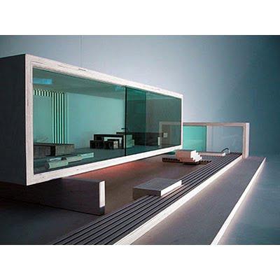Modern Architecture Dollhouse