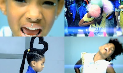 Site Blogspot  Willow Smith Hairstyles on Cutie Patootie Willow Dropped Her Vid This Week