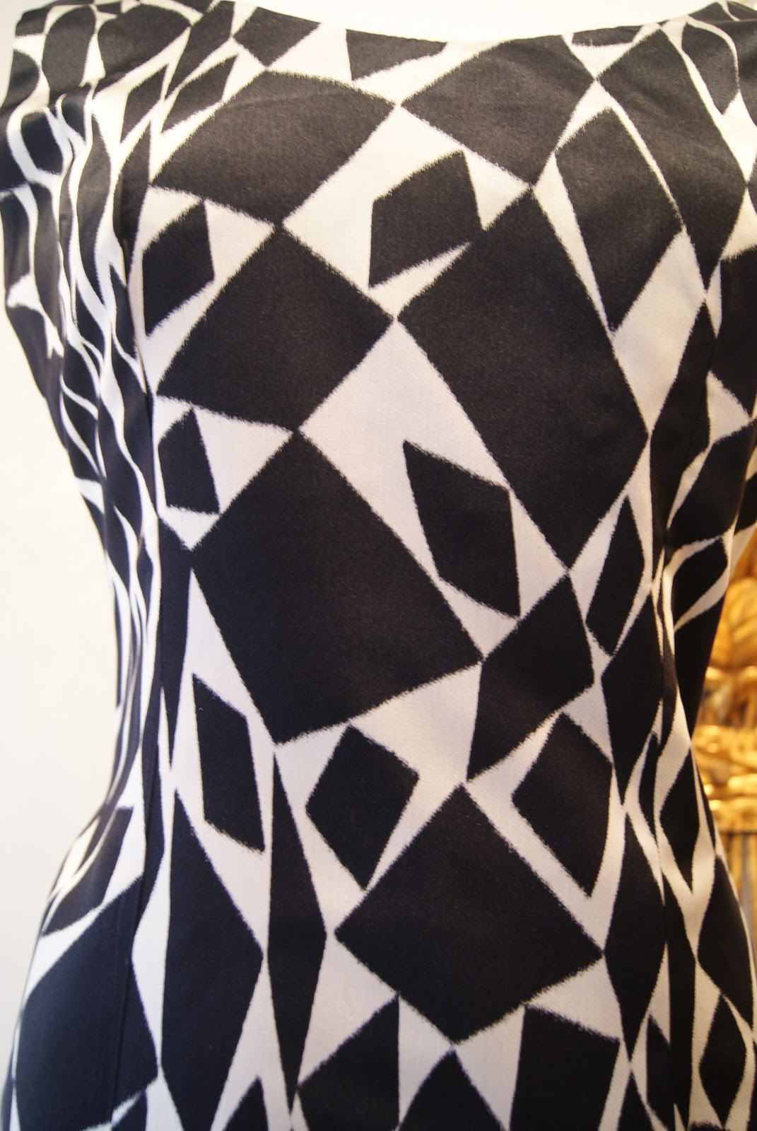 One of a kind 1950's couture jacket and dress by California designer ...