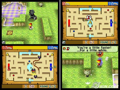 zelda and the phantom hourglass rom download