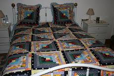 cj de mantas com almofadas