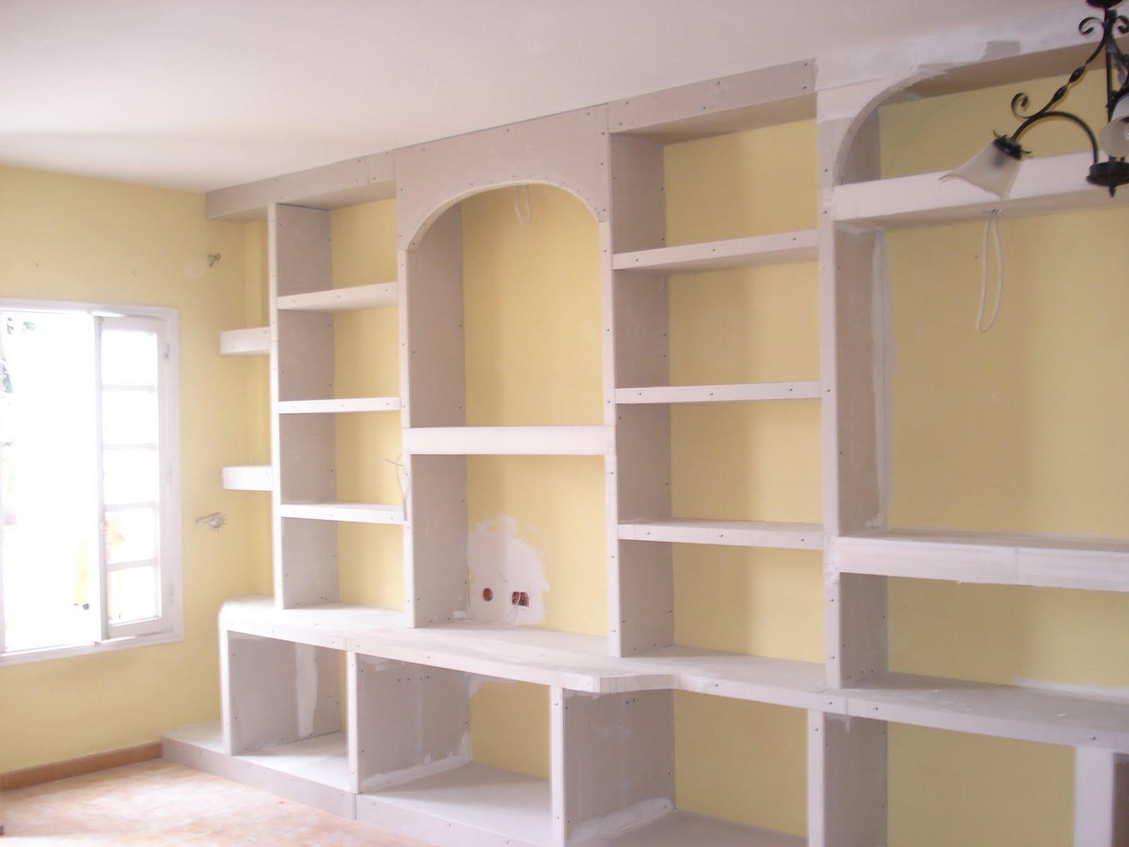 Pladur en tenerife instaladores mueble de pladur for Muebles pladur