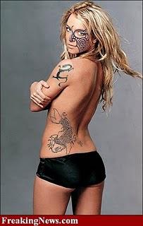 Johnny Deep Tattoo
