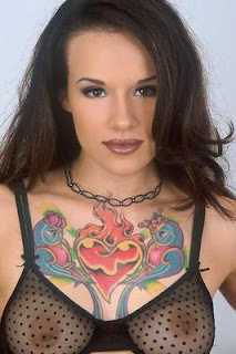 Modern Tattoo women Pictures