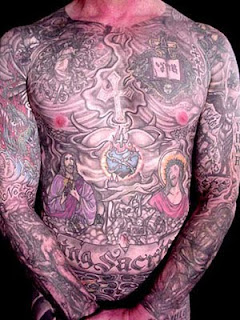 Asian Tattoo Style, No Limits To Tattooing