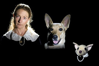 JoAnn Selisker and dogs