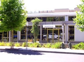 Murphy-Goode tasting room, Healdsburg, California