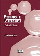 Livro:  Pepino e Farofa