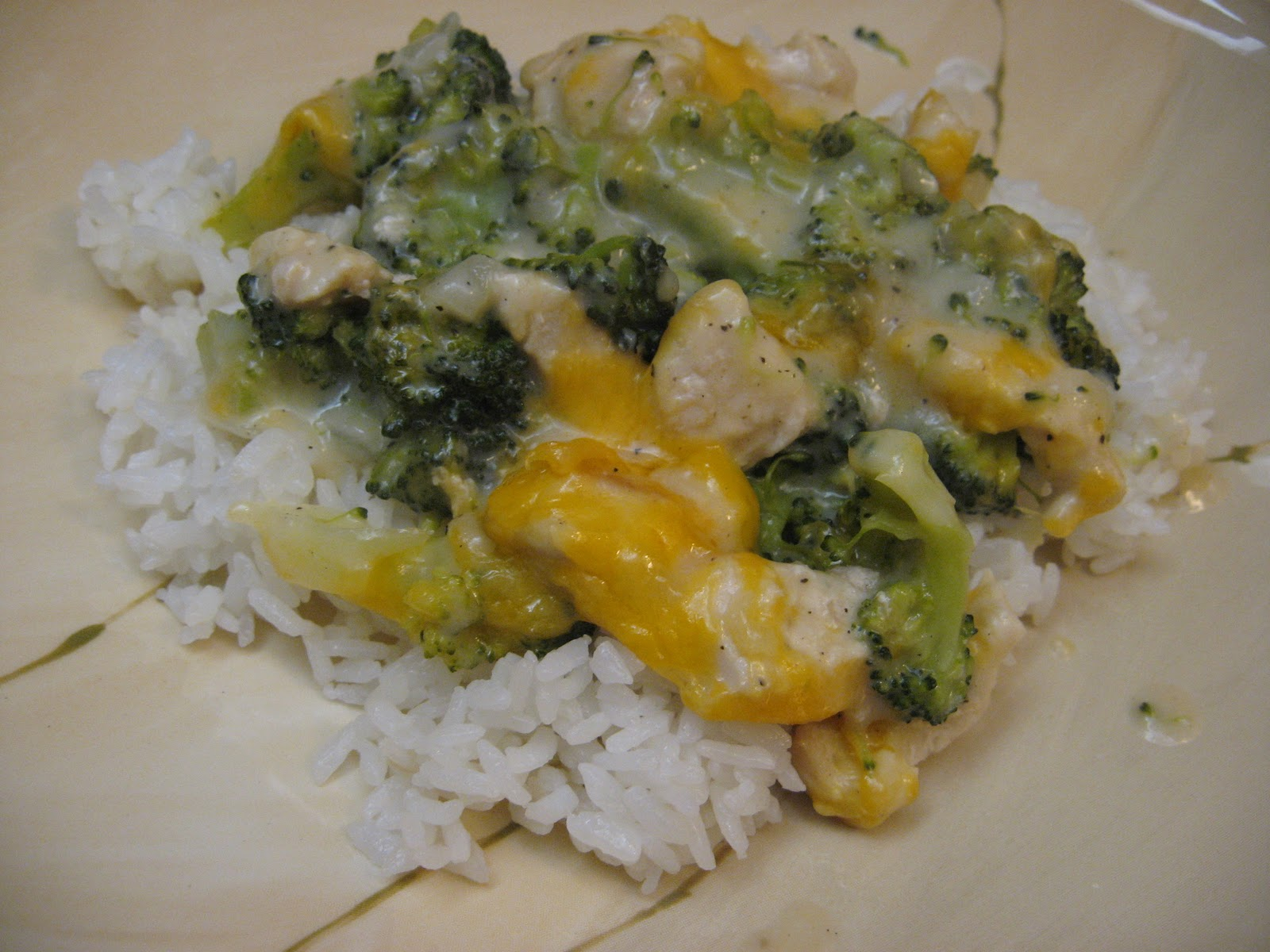 PJ's Recipe Box: Chicken and Broccoli Casserole