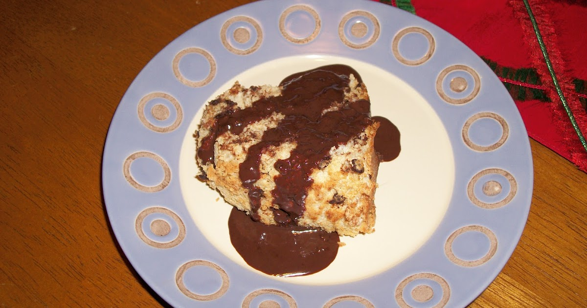 The Bird in Boots: Mocha Chip Angel Food Cake