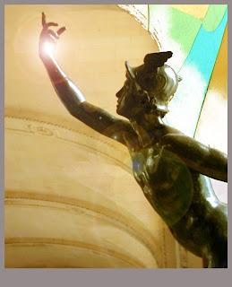 foto del Dios Mercurio