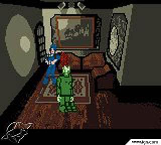 Resident Evil GBC y NES