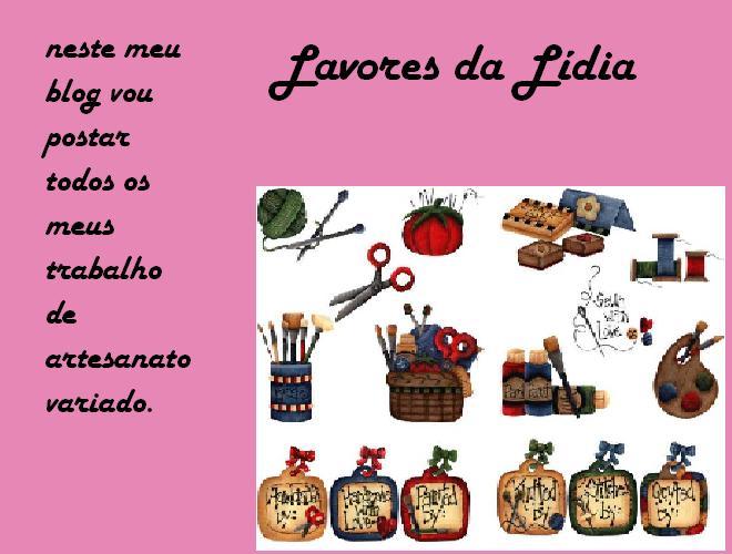 Lavores da Lidia