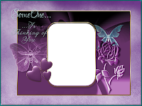 Purple Roses Quck Page